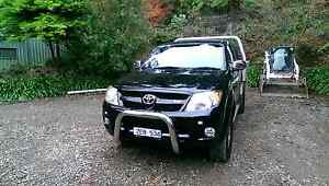 2006 4x4 Toyota Hilux Tipper Extra Cab The Basin Knox Area Preview