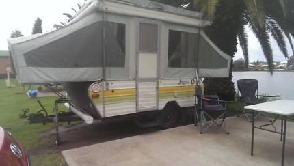 Jayco Finch Poptop caravan in good condition Queanbeyan Queanbeyan Area Preview