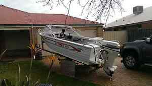Stacer 445 urgent sale good to go Australind Harvey Area Preview