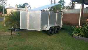 BIG PRICE DROP. 12 MONTHS REGO. Large enclosed motorbike trailer. Cranebrook Penrith Area Preview