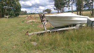 Boat trailer Gum Flat Inverell Area Preview