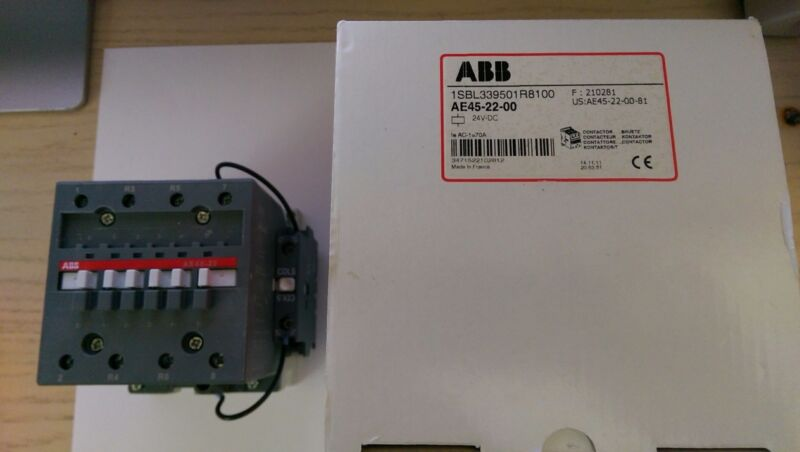 ABB  Contactor AE45-22-00