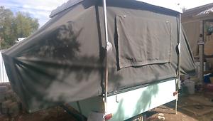 Camper trailer Elizabeth Downs Playford Area Preview