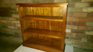 Lovely solid bookshelf Macquarie Park Ryde Area Preview