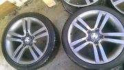 VE sv6 wheels 235/40/18 (pre drilled to suit vt-vz) Templestowe Manningham Area Preview