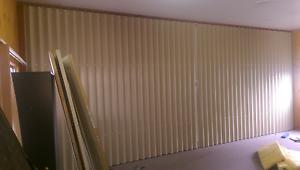 Wall divider , (concertina door.) Strathalbyn Alexandrina Area Preview