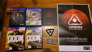 Ps4 games Sony PlayStation 4 St Marys Penrith Area Preview