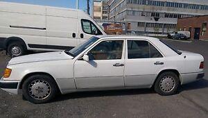 1992 Mercedes 300E very good condition