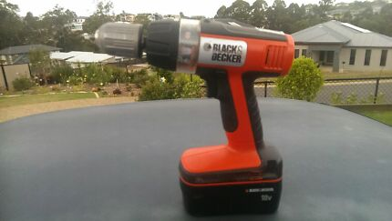Black and Decker 18v cordless drill Cashmere Pine Rivers Area Preview