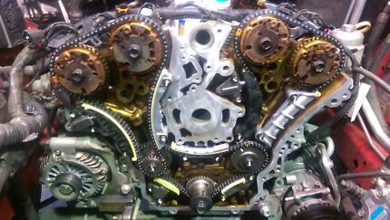 TIMING CHAIN REPLACEMENT VZ - VE COMMODORE Albion Park Shellharbour Area Preview