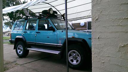 Patriot blue xj jeep Cherokee swaps Salisbury North Salisbury Area Preview