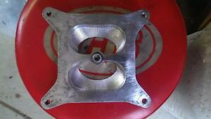 Triumph stag Holley adapter plate Rivervale Belmont Area Preview