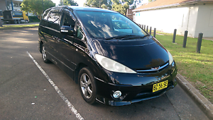 7 seater hire rental car/van North Ryde Ryde Area Preview