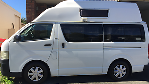 2008 Toyota Hiace with Shower + Toilet Cairns Area Preview