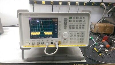 Hp Agilent 8560ec Spectrum Analyzer 30hz -2.9 Ghz Calibrated Opt 7 Wmmm W Phase