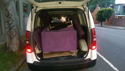 MAN VAN HIRE cheap removal service Marrickville Marrickville Area Preview