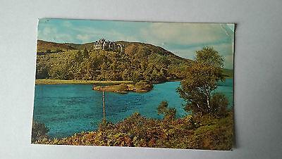 Carbisdale Castle nr Invershin, Sutherland  1973 colour  postcard