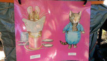 Children laminated large pictures, $3 each Elizabeth Playford Area Preview