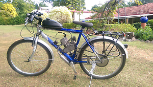 Motorised Push Bike Laidley South Lockyer Valley Preview
