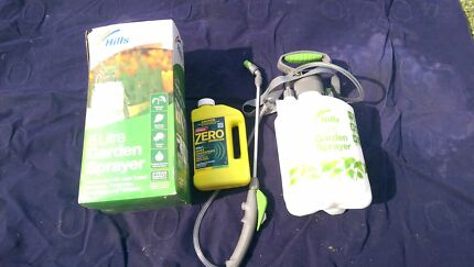 garden sprayer plus yates weed killer Tempe Marrickville Area Preview