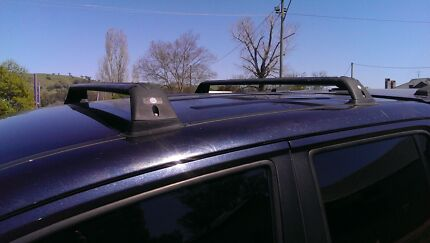 Amarok factory VW roof racks ( Rola racks) Illawong Sutherland Area Preview