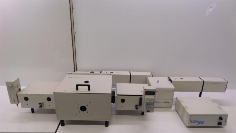 PTI QuantaMaster Fluorometer System - 01-710, 814, MD-5020, DeltaRAM