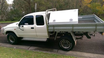2002 Toyota Hilux Ute Newcastle 2300 Newcastle Area Preview