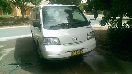 Mazda E1800 van for sale