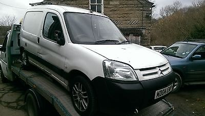 CITROEN BERLINGO MK2 wheel cap BREAKING ALL PARTS AVAILABLE Peugeot partner