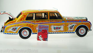 Rolls-Royce-John-Lennon-Ltd-Ed-101-999-Diecast-Car-Fantastic-Beatles-Collector