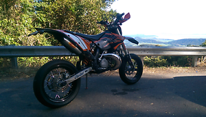 KTM motard wheels Trinity Park Cairns Area Preview