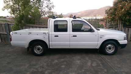 2005 Ford courier Rosetta Glenorchy Area Preview
