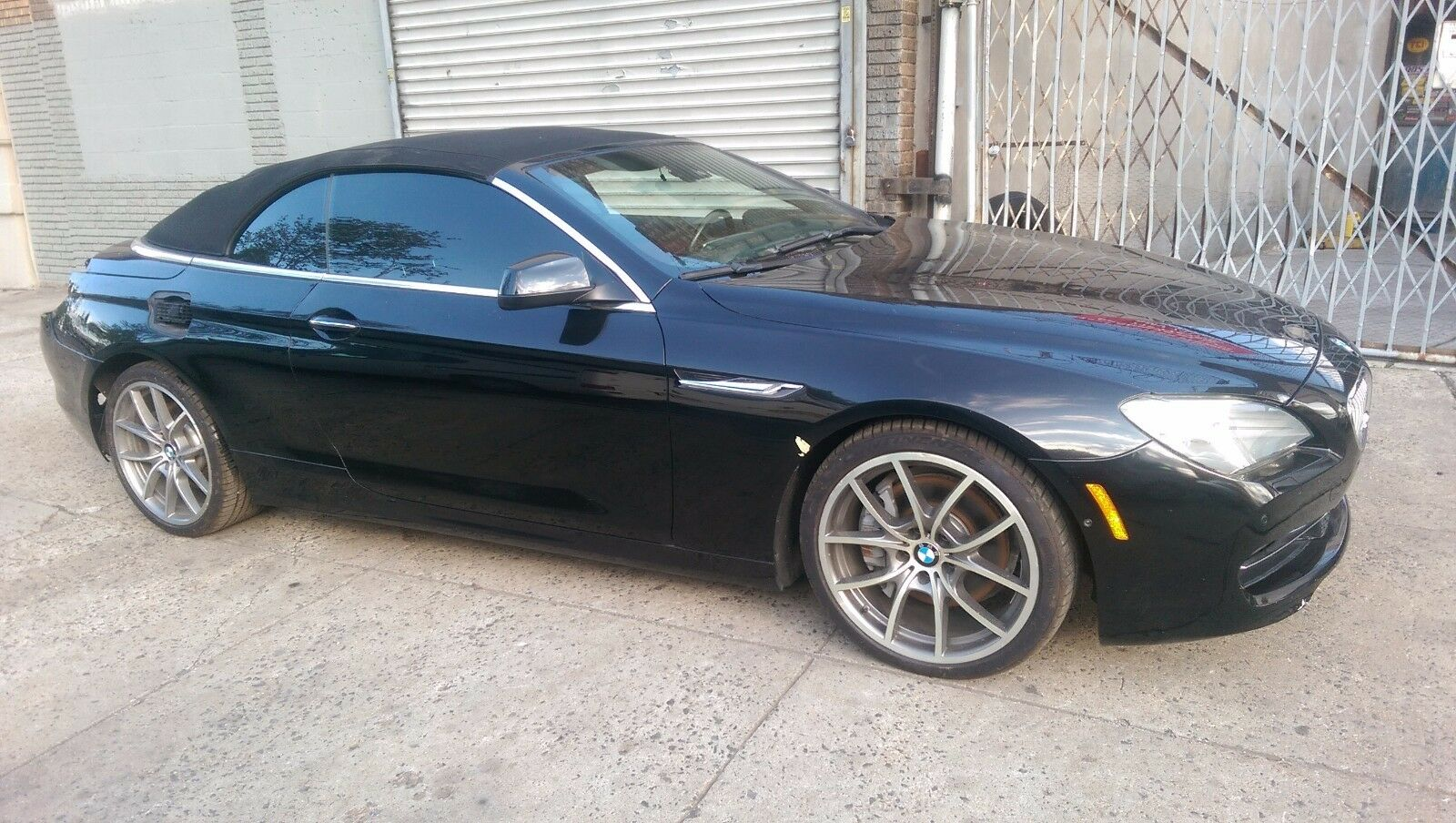 2012 bmw 650i convertible f12 body used bmw 6 series for sale in brooklyn new york. Black Bedroom Furniture Sets. Home Design Ideas