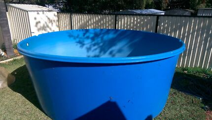 10000L solid round pool, above / below ground, no liners ever Maddington Gosnells Area Preview