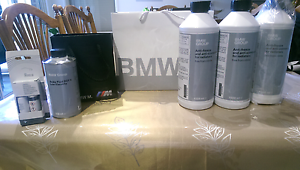 BMW Genuine Coolantx3 and BMW Genuine DOT 4 brake fluid +extras Melbourne Airport Hume Area Preview