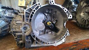 citroen relay 6 speed gearbox