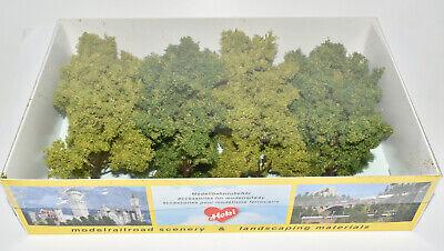 Laubbäume 4 Stück im Karton, NEU in OVP Baumset  (Karton Bäume)