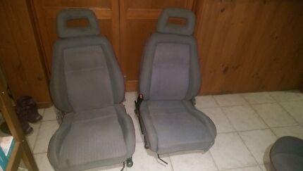 EB ED XR8 XR6 sports seats recaro style fit Ea, Eb, Ed Wyndham Vale Wyndham Area Preview