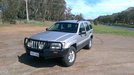 JEEP GRAND CHEROKEE 4x4 - WJ LARDO - 2004 - V8 AUTO