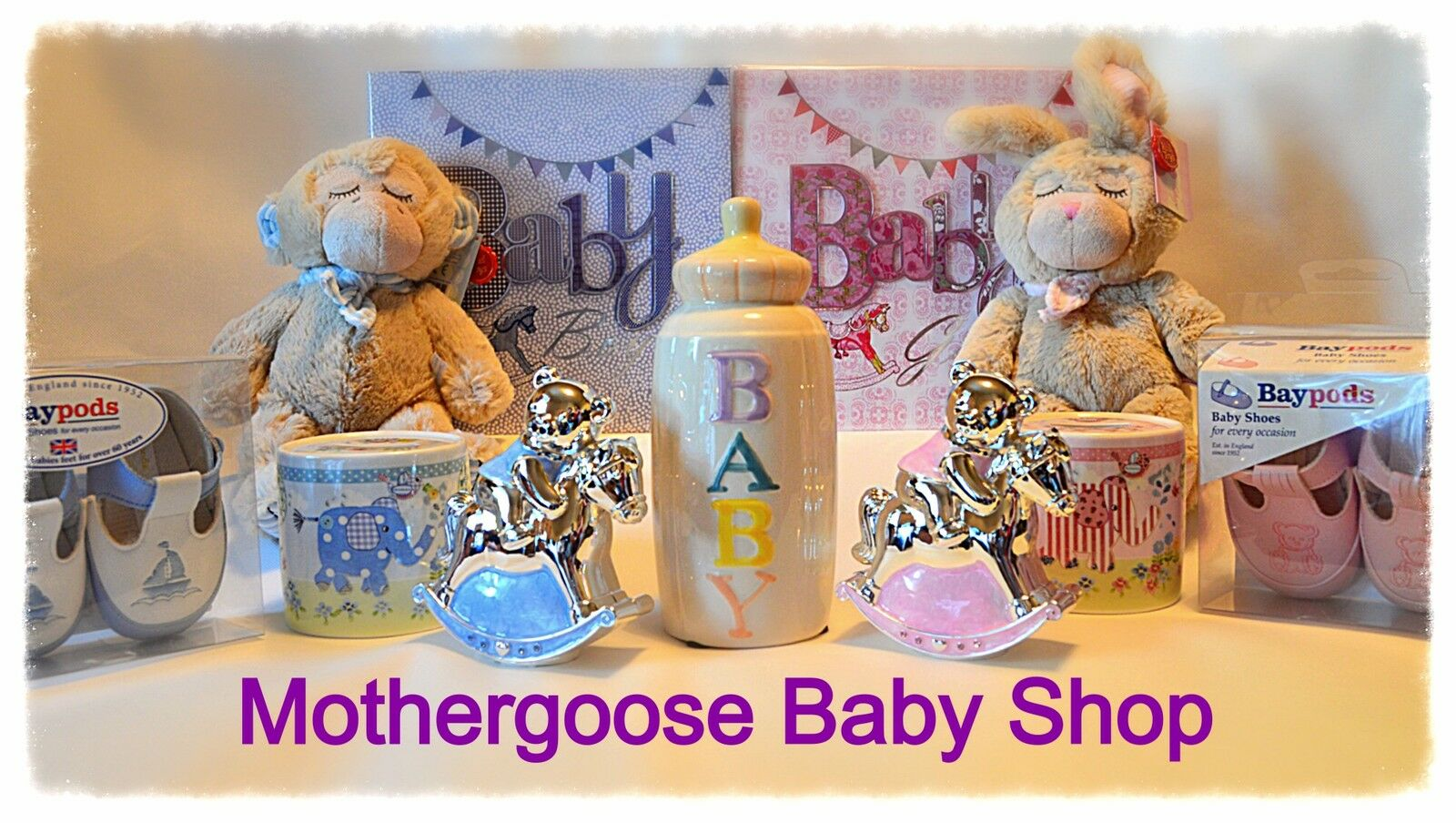 MotherGoose Baby Shop Gifts & Cards