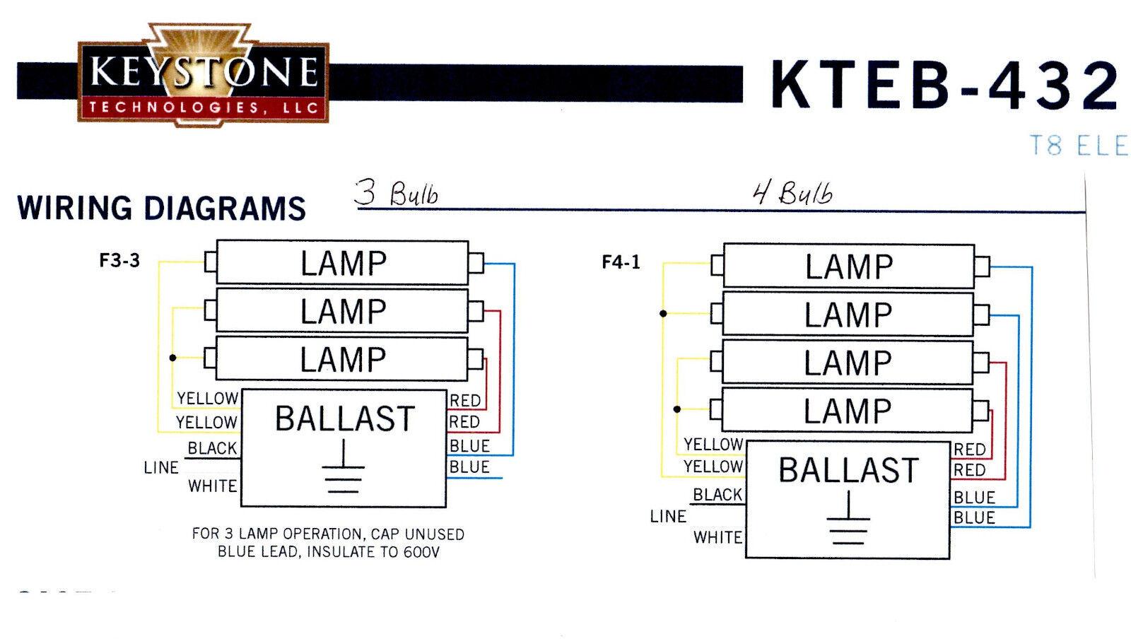 Retrofit Kit 8 2 Bulb T12 Fluorescent Light Strip To Ft T8 4 Foot Wiring Diagram Lamp Fixture Of 12