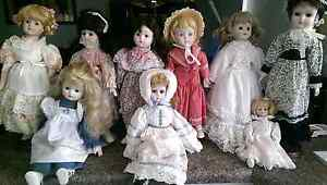 Porcelain Dolls Craigmore Playford Area Preview