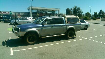 Mitsubishi Triton 4x4 Albany 6330 Albany Area Preview