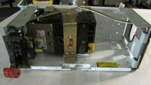 General Electric 30 Amp 480 Volt Motor Control Center (MCC), Model 8000