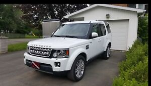 *** 2014 Land Rover LR 4 HSE LUX Low Milleage ***