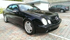 MINT 2002 MERCEDES CLK 55 ONLY 2 OWNERS!