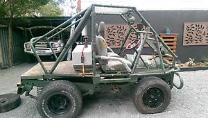 Dune buggy/ hunting rig Jimboomba Logan Area Preview