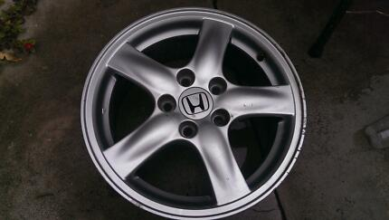 16 inch x4 honda accord euro wheels Prestons Liverpool Area Preview