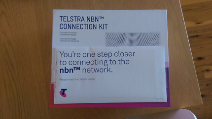 Telstra NBN connection kit