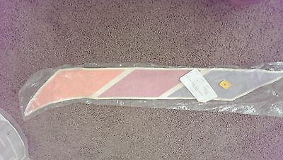 1992 Seadoo GTX  Factory OEM sticker/decal LEFT LOWER HULL